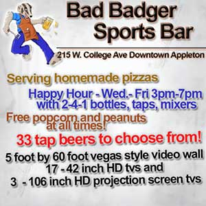 Bad Badger Sports Bar